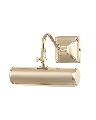 Elstead Lighting Picture Light Small 1 Light In Polished Brass (190mm)