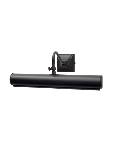 Elstead Lighting Picture Light Medium 2 Light In Black Finish (360mm)