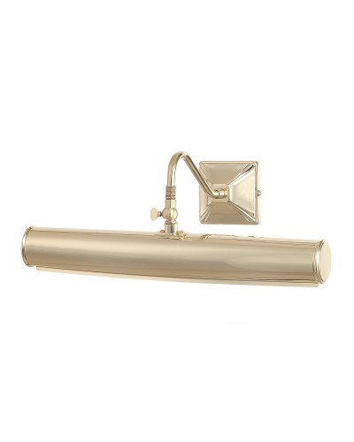 Elstead Lighting Picture Light Medium 2 Light In Polished Brass (360mm)