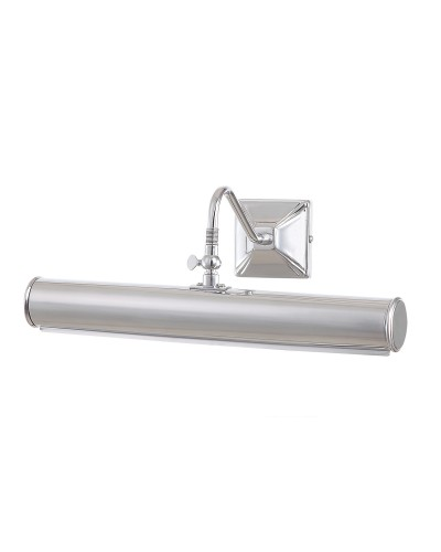 Elstead Lighting Picture Light Medium 2 Light In Polished Chrome Finish (360mm)