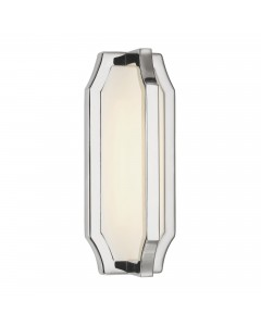 Feiss Audrie 5W LED Wall Light In Polished Nickel Finish