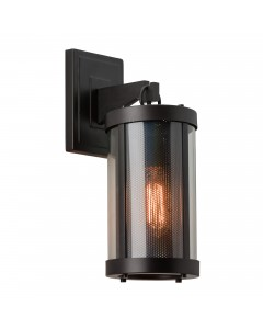 Feiss Bluffton 1 Light Wall Light In Oil Rubbed Bronze Finish