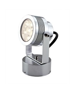 Garden Zone - Elite Large LED Outdoor Multi Directional Spot Light In Anodised Aluminium