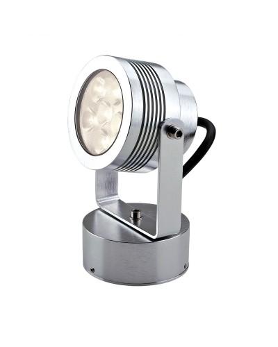Garden Zone - Elite Large LED Outdoor Multi Directional Spot Light In Anodised Aluminium
