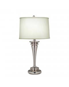Stiffel Brooklyn Table Lamp In Polished Nickel