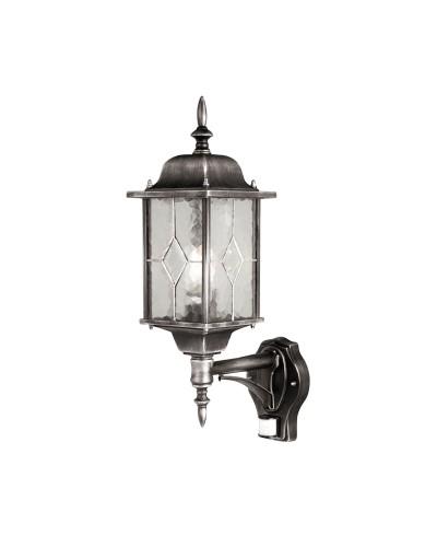Elstead Lighting Wexford 1 Light Outdoor Security Wall Lantern In